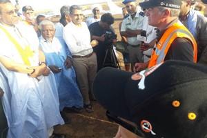 Rachid/Tagant : Fin du Rallye Raid Mermoz 2019