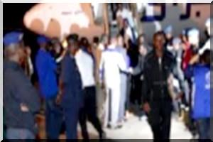 Expulsion des Etats Unis Rapatriement de Mauritaniens des USA