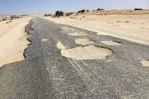 Nouakchott : des automobilistes en colère contre l'état des routes