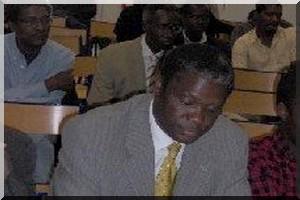 A Monsieur Ahmed Baba Miské, Par Feu Seydou Kane