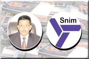 « La SNIM n'a-t-elle plus comme espoir pour redresser sa situation que les deux milliards qu'elle demande à la presse ? »
