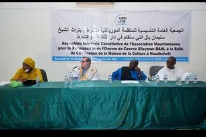 Naissance d'une association pour vulgariser l'œuvre de Thierno Souleymane Ball, l'artisan du