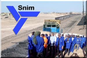 Accord entre la SNIM et les travailleurs en grève