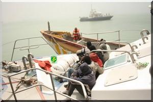 La marine nationale intercepte un bateau suspect