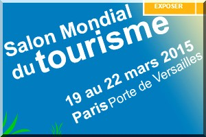 La mauritanie repr sent e au salon mondial du tourisme de for Salon mondial du tourisme paris