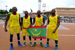 Elim CAN 3X3 : la Mauritanie valide sa qualification
