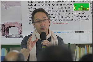 Clap de fin des septièmes Traversées Mauritanides, avec Jean-Pierre Valentin [PhotoReportage]