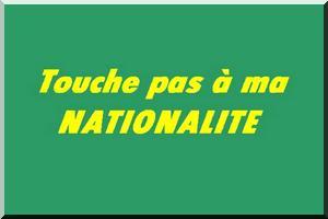 Réaction de Touche pas à ma nationalité aux intoxications faisant suite à la répression des marcheurs de la dignité