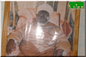 Nécrologie : Religion/ Ahmed Cherif Aidara n'est plus