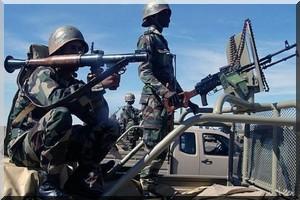 Mauritanie: l'armée en alerte dans la zone frontalière avec le Sénégal