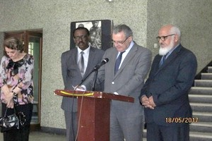 Communiquأ© de presse : آ« Mauritanie 1930-1970 : la forge d'une nation آ»