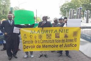 Dénoncer les grosses Violations des Droits Humains en Mauritanie