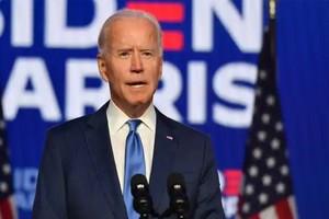 Joe Biden est élu 46e président des Etats-Unis
