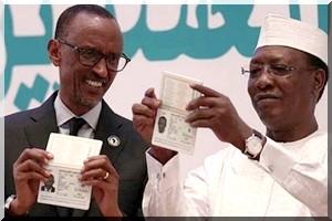 Union africaine : lancement du passeport électronique unifié