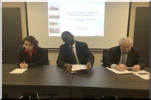 Communiqué de presse : Atelier sur le développement durable du projet de Pôle de compétitivité Halieutique de la Zone Franche de Nouadhibou