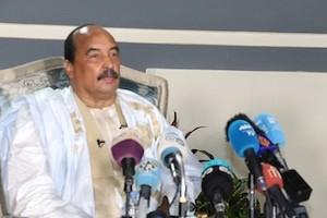Conférence de presse de l'ex-président : Aziz étale son différend avec Ghazouani sur la place publique