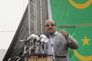 La Mauritanie sera en danger si O. Ghazouani perd la présidentielle (Président)