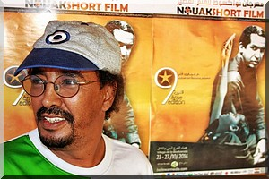 Abderrahmane Ahmed Salem, fondateur de Nouakshort Films :