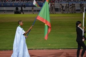 JO Tokyo 2020 : la Mauritanie présente avec 2 athlètes