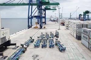 La société indienne Olam renonce à l'extension du port de Nouakchott