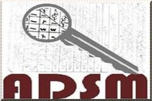 ADSM : Communiqué à l'attention de l'opinion publique nationale
