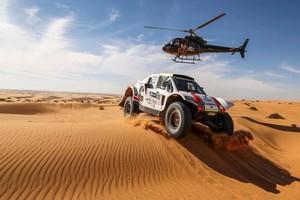 L'Africa Eco Race dans les traces du Dakar