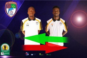 Africa vs FC Nouadhibou: Mohamed Idy Diop out
