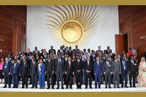 Pacification de l'Afrique: les chefs d'Etat à pied d'œuvre à Addis-Abeba
