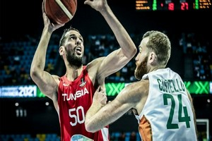 Basket-ball: les Tunisiens remportent le Championnat d'Afrique 78-75 face la Côte d'Ivoire
