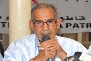 Mauritanie : Ould Daddah appelle à un