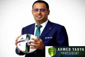 Présidence de la CAF : le mauritanien Ahmed Yahya, président de la FFRIM, déclare sa candidature