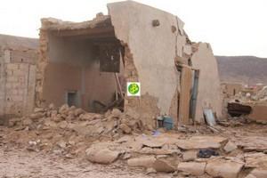 Ain Ehl Taya : Remise de logements au profit de familles affectées par les inondations de 2016