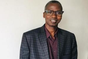 Portrait d'Oumar Kane Fondateur d'ACTUME