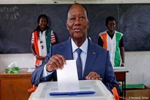 Présidentielle ivoirienne : les candidatures de Gbagbo et Soro rejetées, celle de Ouattara validée