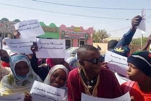 Nouvelles manifestations contre les conditions de santé à Aleg