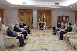 Ramtane Lamamra, chef de la diplomatie algérienne : les algériens et mauritaniens partagent le même destin