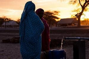 Exécution à hauteur de 40% du projet d'alimentation en eau potable de la localité d'Ajouer