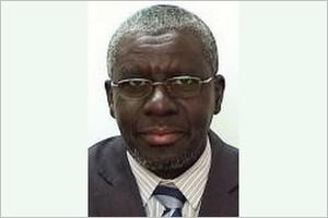 Amadou Oumar Ba, nouveau représentant résident de la banque mondiale à Bissau