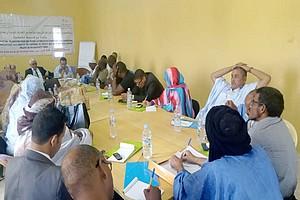 ONG AMANE : Atelier de sensibilisation-plaidoyer organisé au profit des acteurs de la justice de la wilaya de Dar Naim