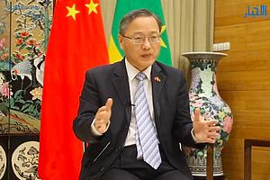 L'ambassadeur de Chine défend Poly Hondone signataire d'une convention de pêche avec la Mauritanie