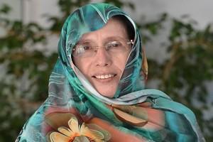 Un prix de plus pour la militante mauritanienne des Droits de l'Homme, Aminétou Mint El-moctar