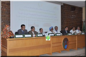 Assembl e constitutive de l association des litt raires de for Chambre de commerce mauritanie