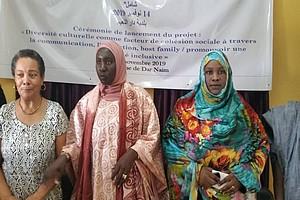 Pour promouvoir une société inclusive : L'AMPEF lance un projet sur la diversité culturelle [PhotoReportage]