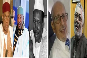 Mauvais vent sur l'Afrique de l'Ouest: 5 anciens chefs d'État décédés en moins d'un trimestre