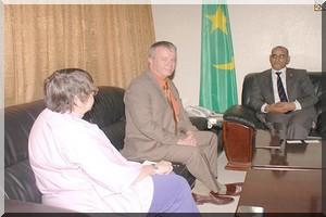 Discours de l'ambassadeur US : Un cours de coexistence entre communautés