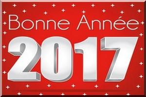 Adieu 2016, bonjour 2017