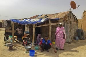 Plus de 550 000 personnes menacées cette année par la famine en Mauritanie