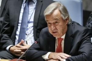 ONU : pour Antonio Guterres, la mise en place du G5 Sahel « ne progresse pas à la vitesse requise »