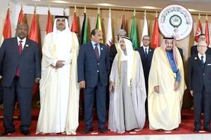 Tunis: un sommet arabe en manque d'unité, sauf sur la question du Golan