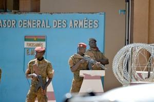Ouagadougou: soupçons de complicités dans l'armée
